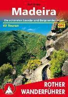 Rother Wanderführer Madeira, Rolf Goetz