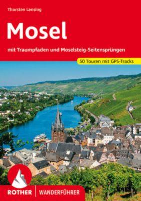 Rother Wanderführer Mosel - Thorsten Lensing |