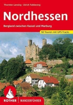 Rother Wanderführer Nordhessen