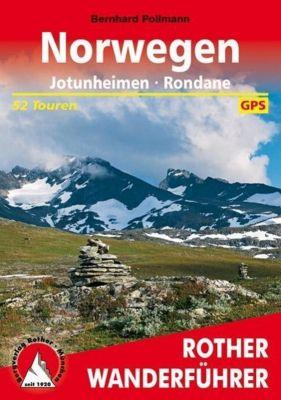 Rother Wanderführer Norwegen, Bernhard Pollmann
