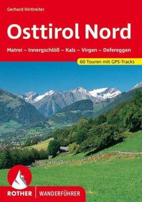 Rother Wanderführer Osttirol Nord -  pdf epub