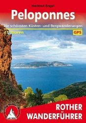 Rother Wanderführer Peloponnes - Hartmut Engel |