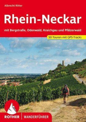 Rother Wanderführer Rhein-Neckar - Albrecht Ritter pdf epub