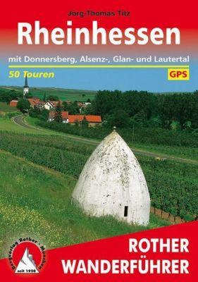 Rother Wanderführer Rheinhessen - Jörg-Thomas Titz pdf epub