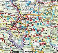 Rother Wanderführer Rund um Salzburg - Produktdetailbild 1