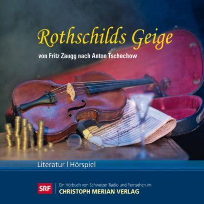 Rothschilds Geige, Anton Tschechow, Fritz Zaugg