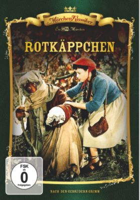 Rotkäppchen, Märchen Klassiker