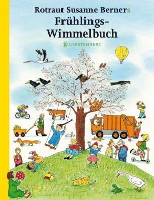 Rotraut Susanne Berners Frühlings-Wimmelbuch, Rotraut Susanne Berner