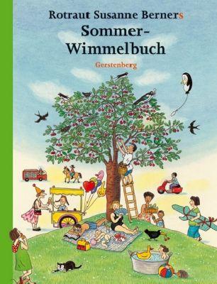 Rotraut Susanne Berners Sommer-Wimmelbuch, Rotraut Susanne Berner