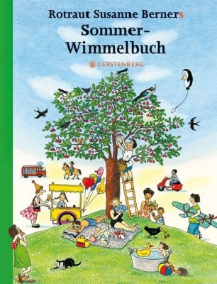 Rotraut Susanne Berners Sommer-Wimmelbuch, Midi-Ausgabe, Rotraut Susanne Berner