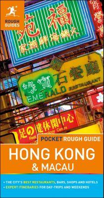 Rough Guide to...: Pocket Rough Guide Hong Kong & Macau, Rough Guides