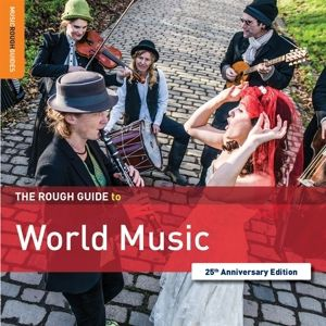 Rough Guide: World Music, Rafiki Jazz, Kries, Monoswezi