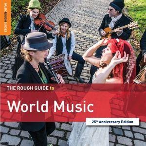 Rough Guide: World Music, Rafiki Jazz, Kries, Monoswezi