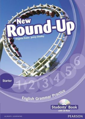 Round Up Starter: Students' Book, w. CD-ROM, Jenny Dooley, V. Evans