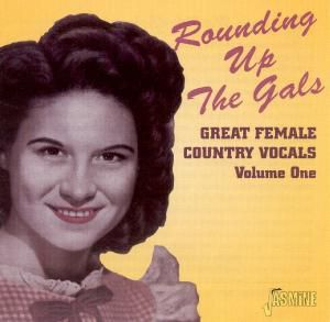Rounding Up The Gals - Female Country, Diverse Interpreten