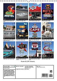 Route 66 (UK-Version) (Wall Calendar 2019 DIN A3 Portrait) - Produktdetailbild 13