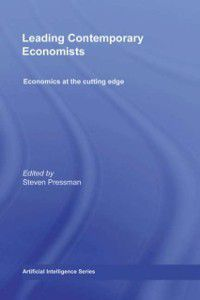 Routledge Studies in the History of Economics: Leading Contemporary Economists