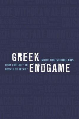 Rowman & Littlefield International: Greek Endgame, Nicos Christodoulakis