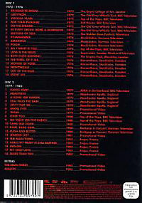 Roxy Music - The Thrill of it All: A Visual History 1972 - 1982 - Produktdetailbild 1