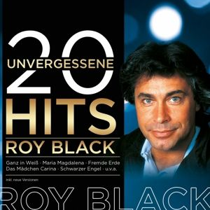 ROY BLACK - Unvergessene Stars, Roy Black