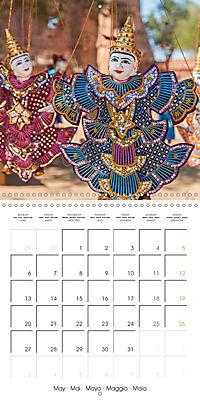 Royal Bagan (Wall Calendar 2019 300 × 300 mm Square) - Produktdetailbild 5