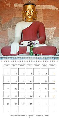 Royal Bagan (Wall Calendar 2019 300 × 300 mm Square) - Produktdetailbild 10