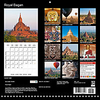 Royal Bagan (Wall Calendar 2019 300 × 300 mm Square) - Produktdetailbild 13