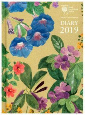 Royal Horticultural Society Pocket Diary 2019, Royal Horticultural Society