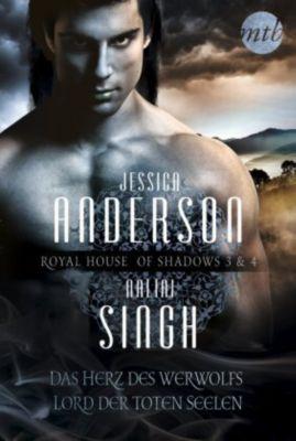 Royal House of Shadows - Das Herz des Werwolfs / Lord der toten Seelen, Nalini Singh, Jessica Andersen