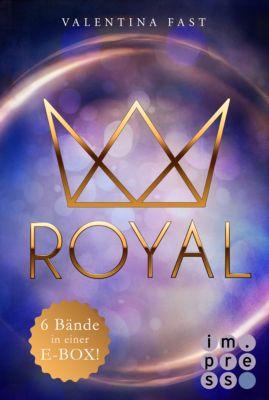Royal: Royal: Alle sechs Bände in einer E-Box!, Valentina Fast