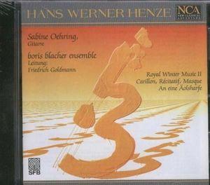 Royal Winter Music Ii, Sabine Oehring, Blacher Ensemble
