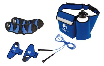 Royalbeach Jogging-Set blau