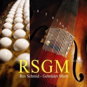 RSGM - 20 Jahre, Res Schmid-Gebrüder Marti