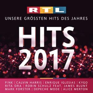 RTL Hits 2017, Various