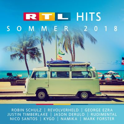 RTL Hits Sommer 2018, Various