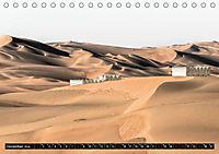 RUB AL-KHALI - Faszination Sandwüste (Tischkalender 2019 DIN A5 quer) - Produktdetailbild 12