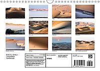 RUB AL-KHALI - Faszination Sandwüste (Wandkalender 2019 DIN A4 quer) - Produktdetailbild 13