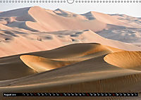 RUB AL-KHALI - Faszination Sandwüste (Wandkalender 2019 DIN A3 quer) - Produktdetailbild 8