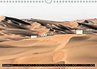 RUB AL-KHALI - Faszination Sandwüste (Wandkalender 2019 DIN A4 quer) - Produktdetailbild 12