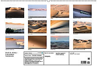 RUB AL-KHALI - Faszination Sandwüste (Wandkalender 2019 DIN A2 quer) - Produktdetailbild 13