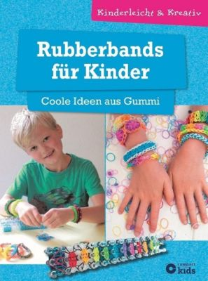 rubberbands f r kinder coole ideen aus gummi buch. Black Bedroom Furniture Sets. Home Design Ideas