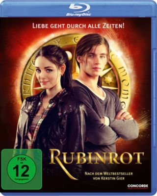 Rubinrot, Maria Ehrich, Jannis Niewöhner