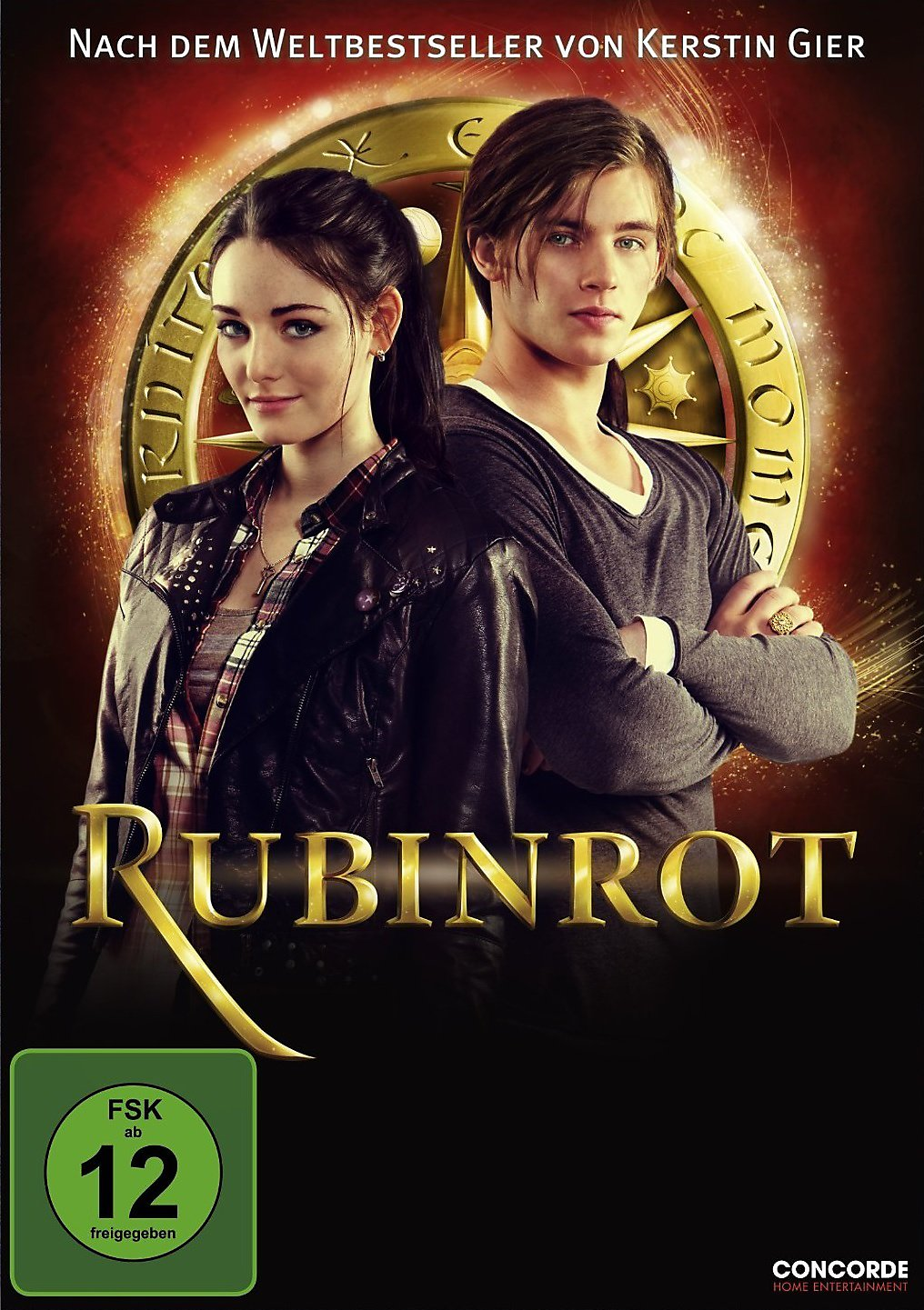 Rubinrot Film Auf Dvd Jetzt Bestellen Bei Weltbildde
