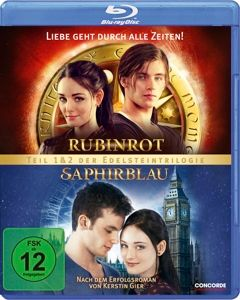 Rubinrot & Saphirblau, Maria Ehrich, Jannis Niewöhner
