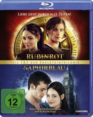 Rubinrot & Saphirblau, Jannis Niewöhner, Maria Ehrich