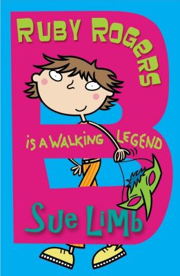Ruby Rogers is a Walking Legend, Sue Limb
