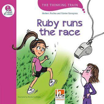 Ruby Runs the Race, mit Online-Code, Herbert Puchta, Günter Gerngross