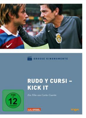 Rudo y Cursi: Kick it - Große Kinomomente, Carlos Cuarón