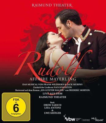 Rudolf - Affaire Mayerling - Das Musical, Drew Sarich, Lisa Antoni, Kroeger