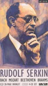 Rudolf Serkin (Various), R Serkin, Philadelphia O, Ormand